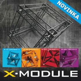 X-MODULE | modulový prezentačný systém