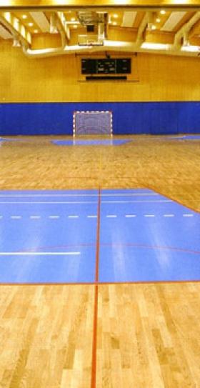 Športové podlahy drevené