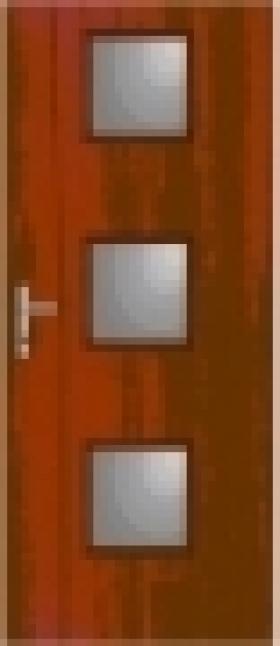 Dvere presklené A-6