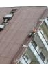 Opravy vzniknutých prasklín na fasádach a opravy omietok