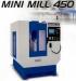 Výroba na obrábacom centre Mini Mill 450