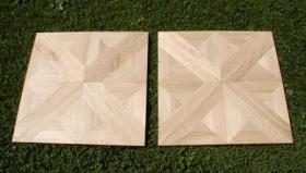 Výroba masívnych drevených parkiet