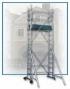 Pojazdné lešenie Enzian 0,6m x 1,5m