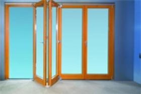 Posuvné skladacie dvere