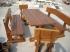 Záhradný nábytok agátové sedenie 180 cm