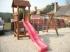 Záhradný nábytok detské ihrisko agát