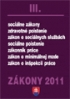 Zákony III / 2011