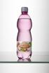 Ochutená pramenitá voda Kláštorná jablko-liči 0,5 l