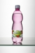 Ochutená pramenitá voda Kláštorná aloe vera- jahoda 0,5 l