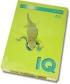 Farebný kopírovací papier - Iq color lipovo zelená 80g A4