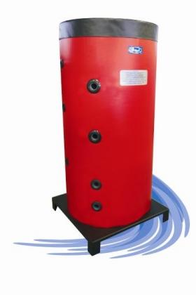Akumulačné nádrže Attack - kombinované solárne