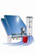 Solárna zostava Attack Solartherm 200 - pod škridlu