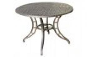 Záhradný stôl Tintinhal pr. 105 cm