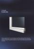 Plastové okná - 5-komorový profilový systém Arcade oblý