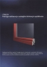 Plastové okná - Profilový systém Prestige nadčasový s vonkajším hliníkovým opláštením