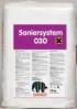 Omietky - Capatect Saniersystem 030 podhod
