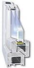 Plastové okná - Profil Balance