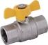 Armatúry pre rozvody plynu - Guľové kohúty KE-230.G DN15