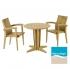 Záhradný set nábytku (stôl a stoličky) Pergolatek