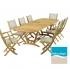 Záhradný set nábytku (stôl a stoličky) Bi-Long/Sillage
