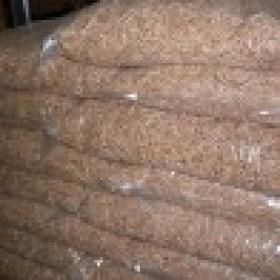 Vykurovacie pelety - drevený granulát