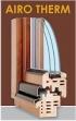 Okná pre nízkoenergetické a pasívne domy