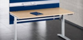 Kancelársky nábytok König + Neurath, stolové systémy - Cito.S