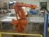 Paletizačné robotizované pracovisko s robotom Abb