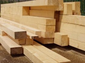 Predaj palivového dreva a stavebného reziva