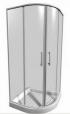 Lyra Plus sprchový kút 90x90x190 oblý