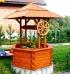 Záhradný nábytok - dekorácie