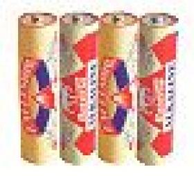 Primárne batérie, alkalické - Excelsior alkaline LR03 - fólia