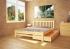 Masívne drevené postele