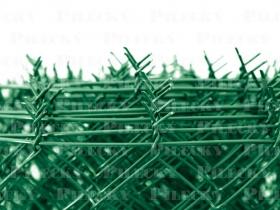 Štvorhranné poplastované a pozinkované pletivá, zvárané siete Pilonet, zvárané panely PILOFOR