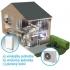 Hybridné tepelné čerpadlo vzduch-voda